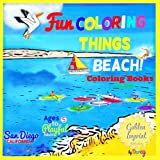 COLORING BOOKS for Kids: San Diego CALIFORNIA (Travel Edition)