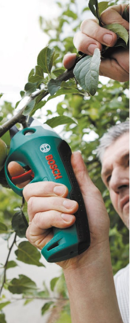 BOSCH (Bosch) battery pruning shears [CISO] (japan import)