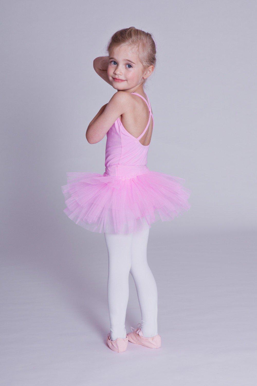 Pia - Falda tutú para ballet - Tul de tres capas - Varios colores ...