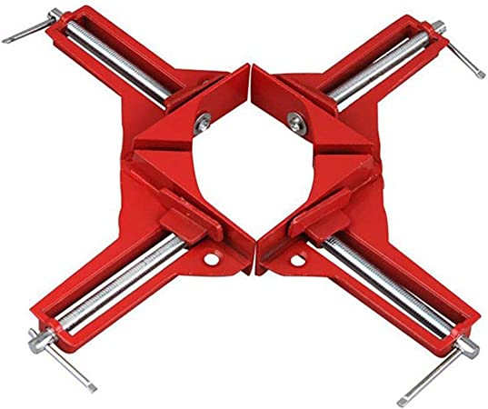 Morza 90 Degree Right Angle Clamp Mitre Clamps Corner Clamp Picture Holder Woodwork Right Angle Woodworking Tool
