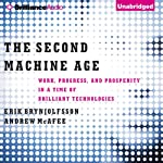 The Second Machine Age: Work, Progress, and Prosperity in a Time of Brilliant Technologies | Erik Brynjolfsson,Andrew McAfee