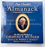 Poor Charlie's Almanack: The Wit and Wisdom of Charles T. Munger, Expanded Third Edition (Hardcover)