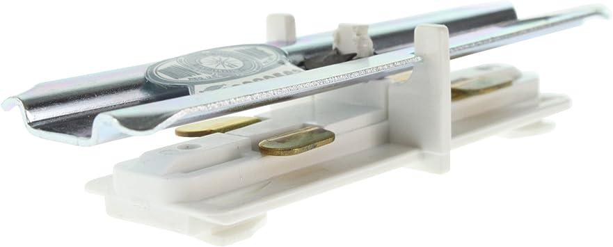 Lightolier Lytespan Track Lighting 9104WH 4/' Basic Track White