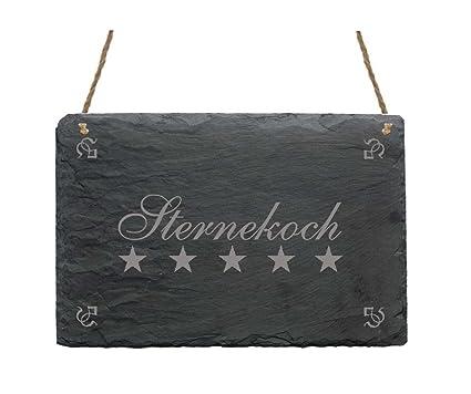 Pizarra placa placa « Estrellas » con diseño de presupuesto ...