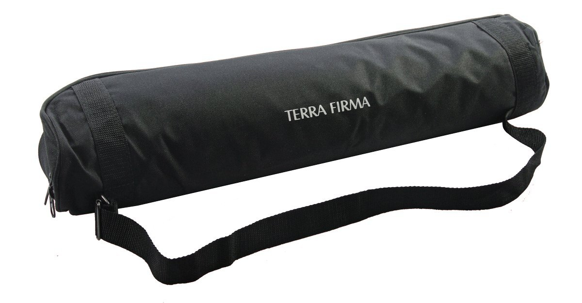 TERRA FIRMA TRIPODS T-CF500-BH200 Carbon Fiber 5 Section Tripod Leg Set with Ball Head BH200, Black/Red by TERRA FIRMA TRIPODS (Image #14)