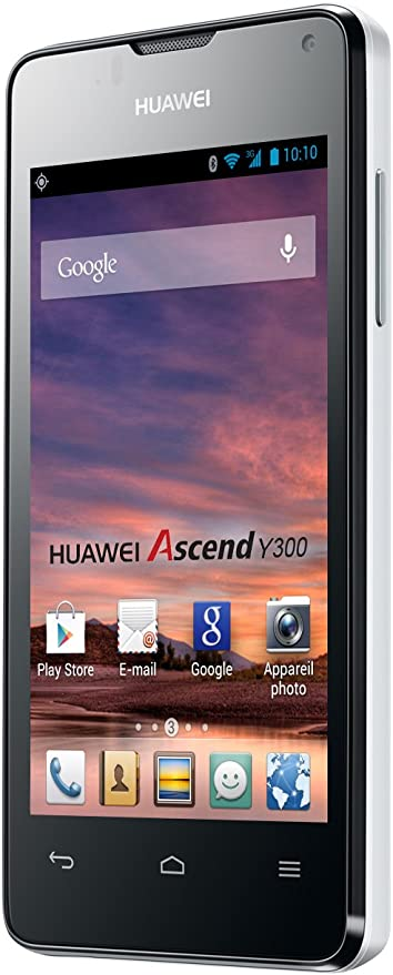 Huawei Ascend Y300 - Smartphone Libre Android (Pantalla 4