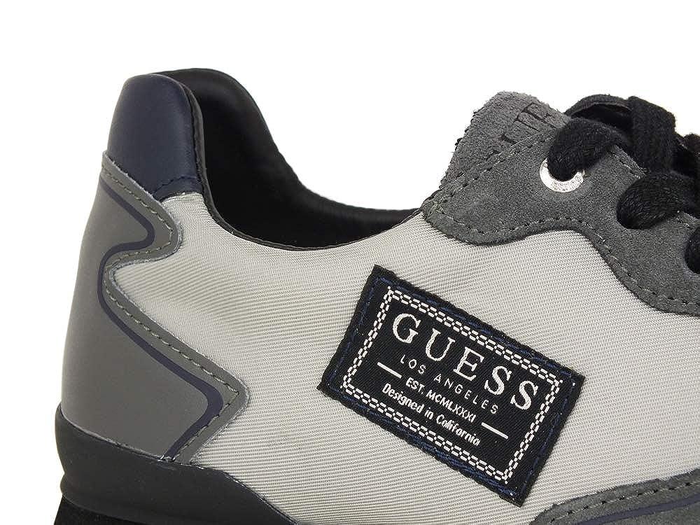 Guess Scarpe Uomo Art FM7NGLSUE12 Grey Colore Foto Misura A