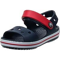 crocs Crocband Sandal Kids - Sandalias Deportivas de Material sintético Infantil, DahliAqua H 52, 22/23