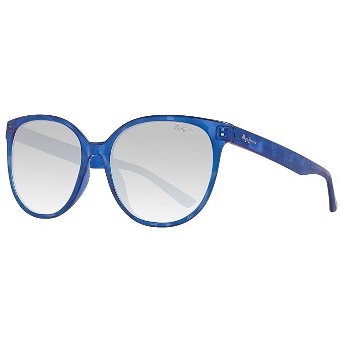 Pepe Jeans PJ7289C355 Gafas de sol, Blue, 55 para Mujer ...
