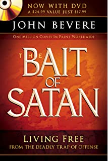The bait of satan 20th anniversary edition living free from the the bait of satan living free from the deadly trap of offense book fandeluxe Gallery