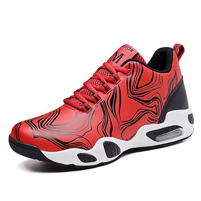 De Hombre Otoño Comfort Fhtd Para Baloncesto Pu Zapatos Primavera OPTikwXZul