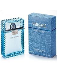Versace Man Eau Fraiche By Gianni Versace For Men Edt Spray 3...