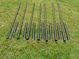 8′ Ultra Deer Fence Post w/Sleeve – 7 pack Review