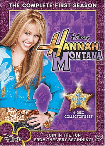 Hannah Montana: Season 1 by Buena Vista Home Video