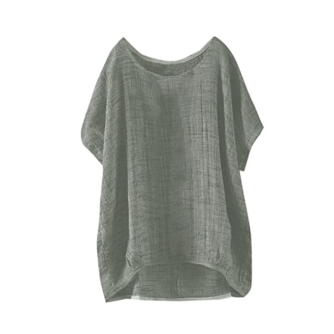 Damen Bluse Shirts T-shirt Mini Kleid Kurzarm Top Longshirt Love Sommer Tee
