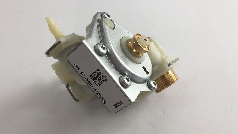 RECAMBIOS DREYMA Cuerpo Agua Calentador Caldera Gas Junkers C.O. 8738710121, 8707006286. con Venturi: Amazon.es: Hogar