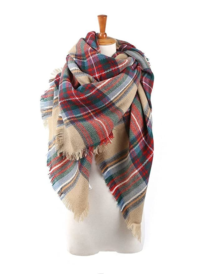 Love this blanket scarf - on sale for only $12.99!