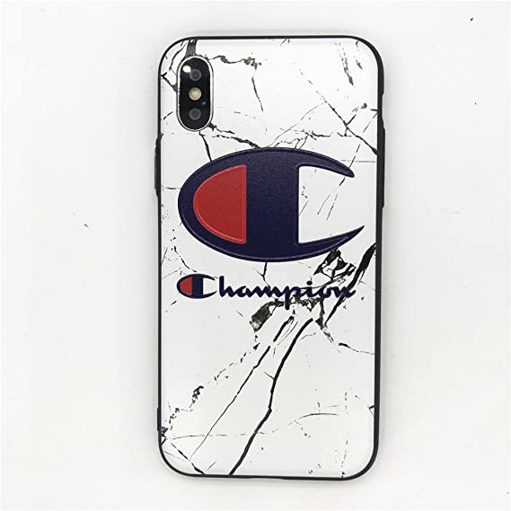 b544778a10a655 Image Unavailable. Image not available for. Color: 19's Papa_ Marble  Champion Phone Case for iPhone 7 7 Plus ...