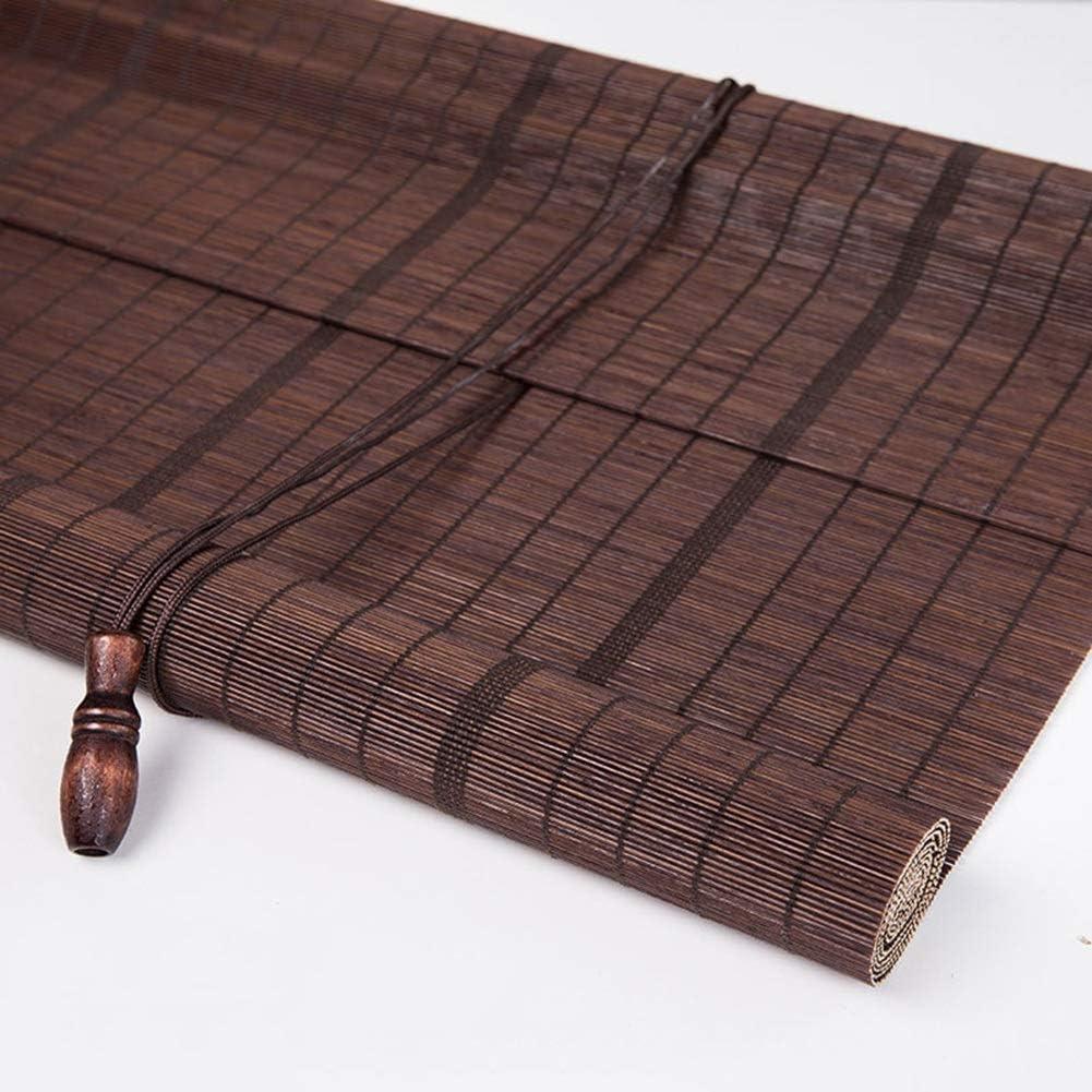 Persiana de bambú Cortinas Enrollables/Persianas Enrollables De Gazebo Superior/Exterior para Exteriores - Patio/Pérgola/Marquesina Enrollable, 85cm / 105cm / 125cm / 145cm Ancho: Amazon.es: Hogar