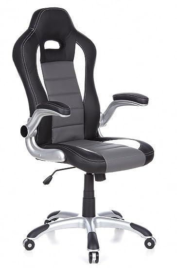 Hjh office 621710 sedia da ufficio archivio ufficio e for Sedia da ufficio amazon