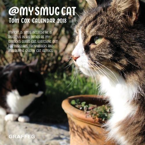 My Smug Cat 2018 Calendar PDF