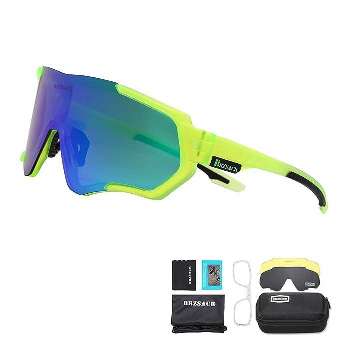 Gafas de sol deportivas para la nieve esqui