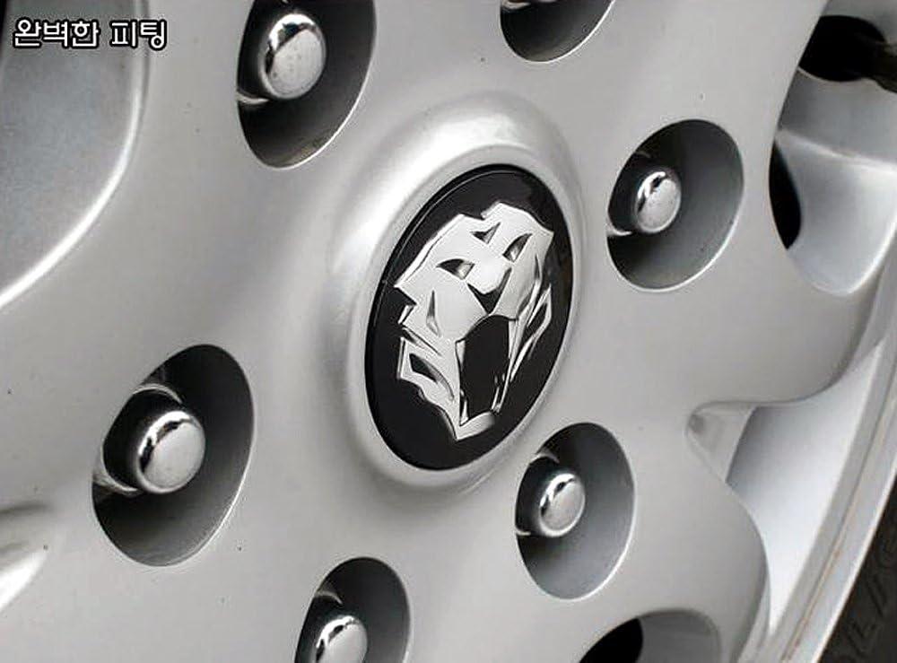 Zubehör Für Kia Sportage 2010 2014 Radkappen Für Alufelgen Mit Tiger Logo Auto