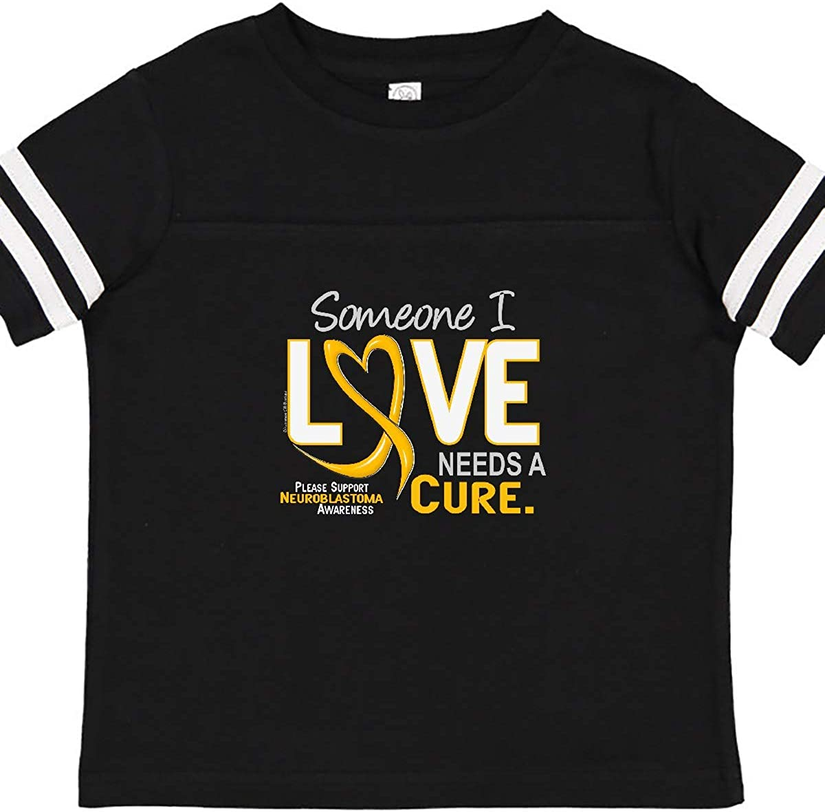 inktastic Neuroblastoma Needs a Cure 2D Toddler T-Shirt