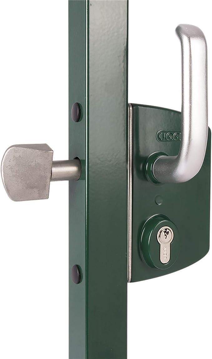 LOCINOX LSKZ4040U2LZILVVSZS LSKZ4040U2L - Cerradura de puerta ...