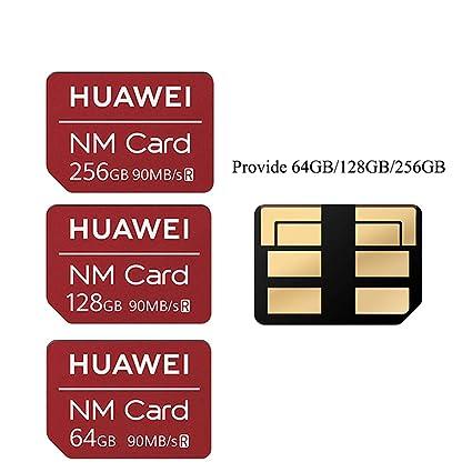 90 MB Tarjeta de NM / S de 64 GB / 128 GB / 256 GB Mirco SD Nano