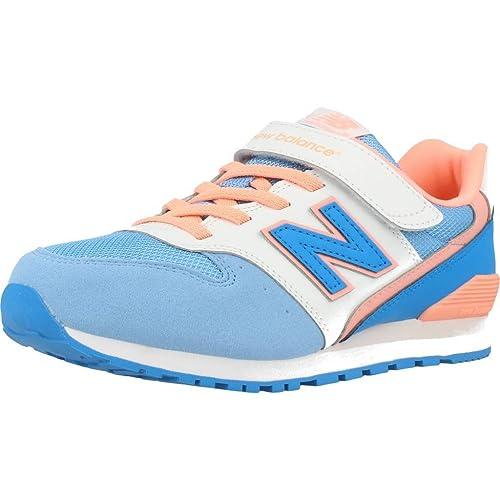 Zapatillas para niï¿œo, color Azul , marca NEW BALANCE, modelo Zapatillas Para Niï¿œo NEW BALANCE KV996 ALY Azul: Amazon.es: Zapatos y complementos