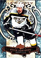 (CI) Peter Forsberg Hockey Card 2007-08 UD Artifacts (base) 66 Peter Forsberg
