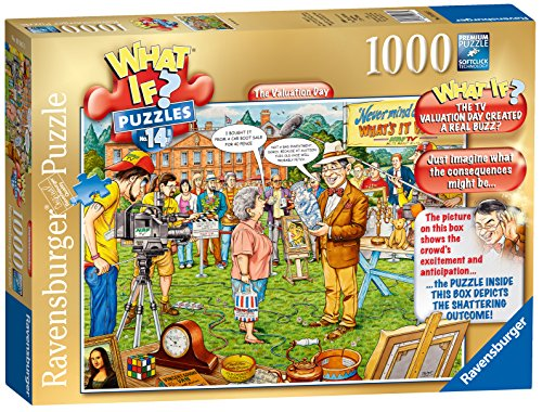 WHAT IF? No 14 - The Valuation Day 1000pc Puzzle