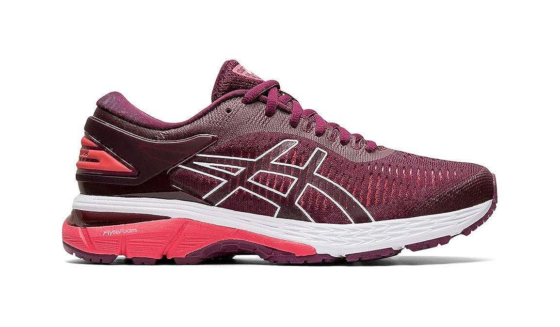 pinklle Pink Camo ASICS GelKayano 25 shoes Women's Running