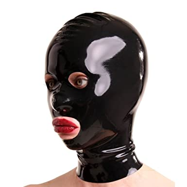 Suggest latex rubber hoods