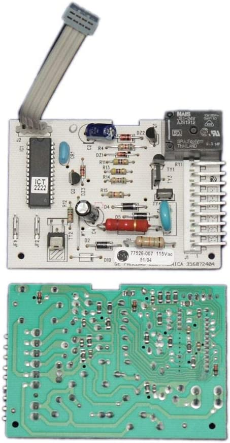 Whirlpool W61003425 Refrigerator Electronic Control Board Genuine Original Equipment Manufacturer (OEM) Part