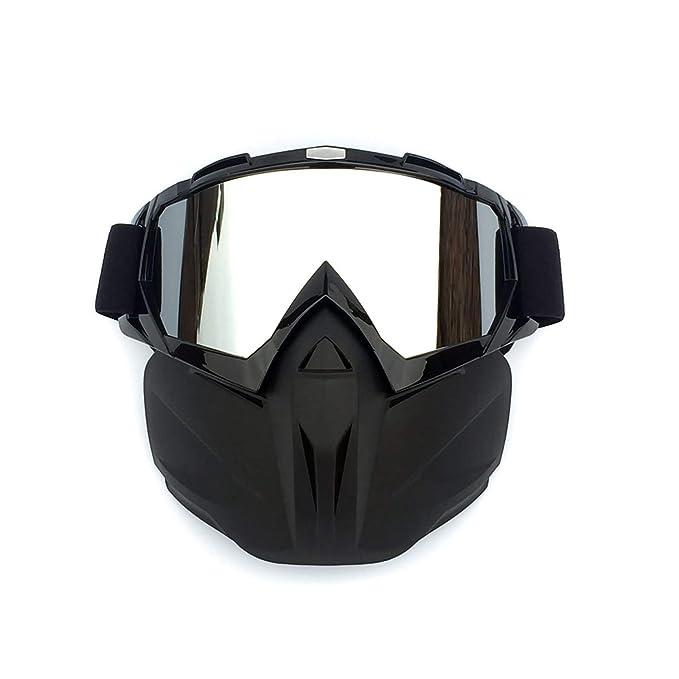 Beydodo Gafas de Nieve Adulto Gafas de Moto Polarizadas Gafas de Hombre de Seguridad Estilo 1 Gafas Protectoras Viento: Amazon.es: Ropa y accesorios