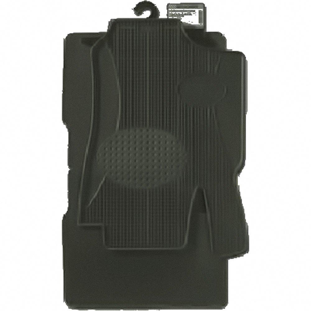 SCHÖNEK Gummimatten Typ 01 f. Hyundai 2TEILIG schwarz