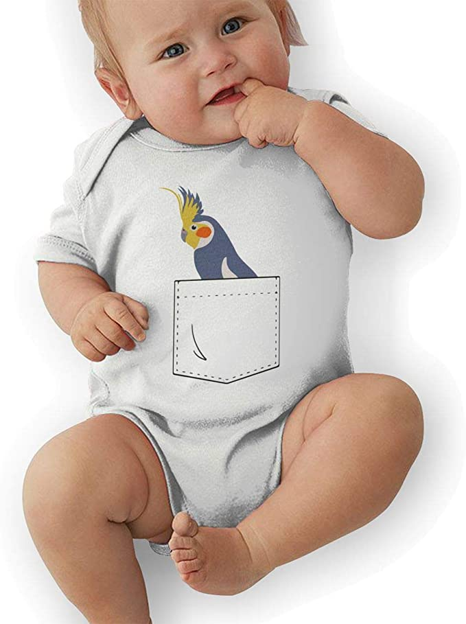 inktastic Cockatiel Just a Girl Who Loves Toddler Long Sleeve T-Shirt