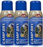 Kiwi Camp Dry Water Repellent Performance Fabric