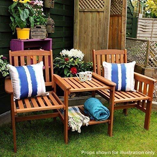 Acacia Hardwood Garden Love Seat