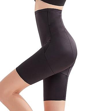 c33b8dff02 Control Slips Shorts Rash Guard for Under Dress for Women Plus X Black  Underwear Nylon Panties
