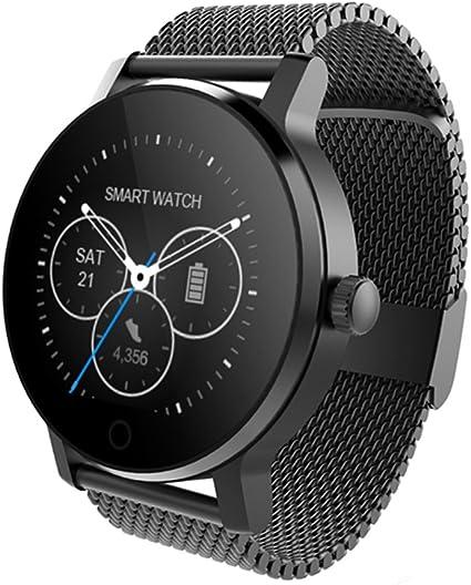 Amazon.com: SMA Fitness Tracker Reloj, Reloj de pulsera ...