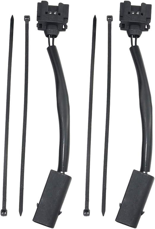 Scsn 2pcs Adapterkabel Leitungssatz Nockenwellenmagnet 2711502733 A2711502733 Auto