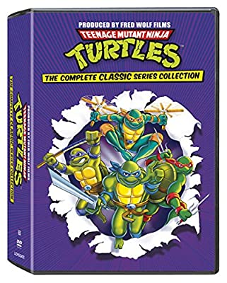 Tmnt: Complete Collection