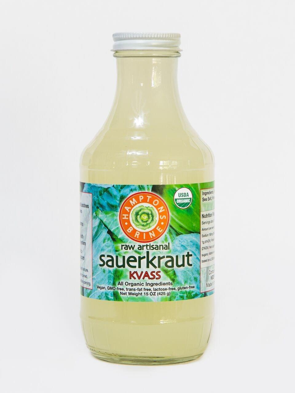 Sauerkraut Kvass