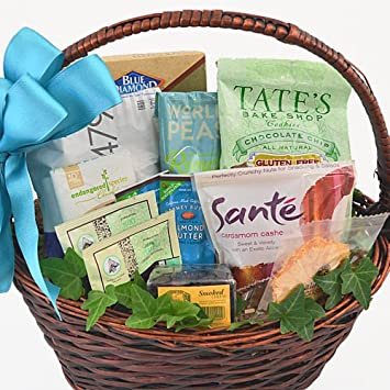 Amazon gluten free for all gift basket grocery gourmet food gluten free for all gift basket negle Gallery