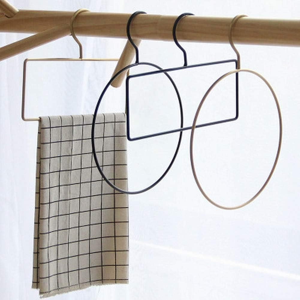 Alivier Asciugamano da Bagno Appendiabiti Asciugamano Porta Asciugamano Anello//cremagliera in Ferro Appendiabiti Decor