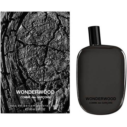 Comme Des Garcons Wonderwood Eau De Parfum Spray For Men, 1.7 Ounces