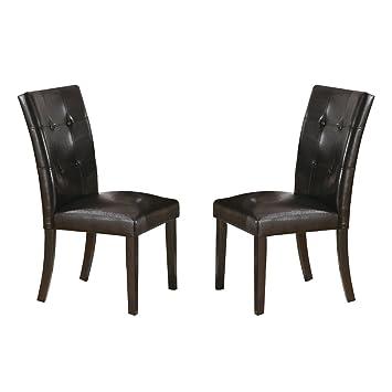 Amazon.com: Milton verdes estrellas 7763 Somerset de sillas ...
